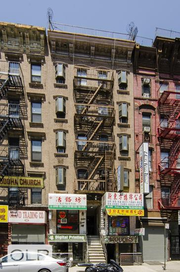 101 Allen Street Chinatown New York NY 10002