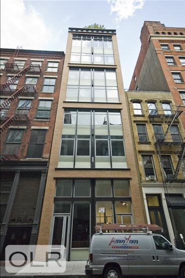 72 Mercer Street Soho New York NY 10012