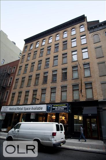 124 West 24th Street Chelsea New York NY 10011