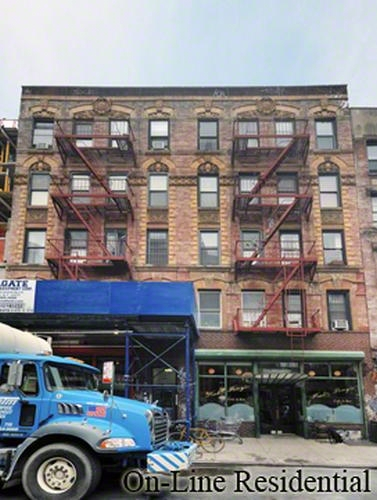 176-178 Ludlow Street 2-A Lower East Side New York NY 10002