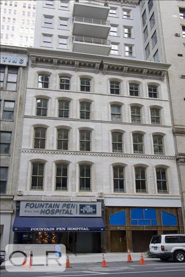 8-10 Warren Street Tribeca New York NY 10013