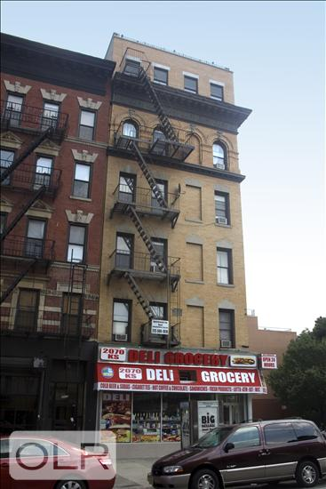 2070 Frederick Douglass Boulevard West Harlem New York NY 10026