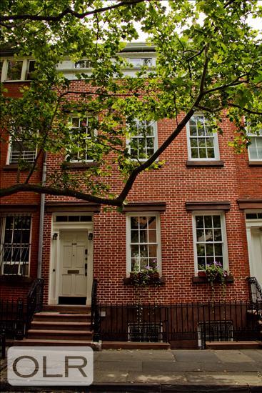 128 Bank Street W. Greenwich Village New York NY 10014