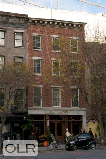 7 Old Fulton Street Dumbo Brooklyn NY 11201