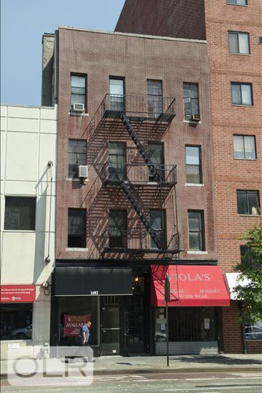 1482 First Avenue Upper East Side New York NY 10075