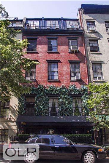 62 West 9th Street Greenwich Village New York NY 10011
