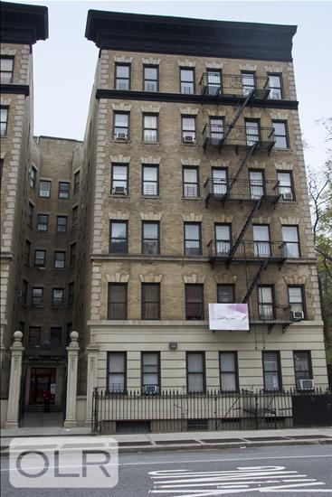 349-351 Saint Nicholas Avenue West Harlem New York NY 10027