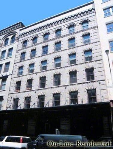 31-37 North Moore Street Tribeca New York NY 10013