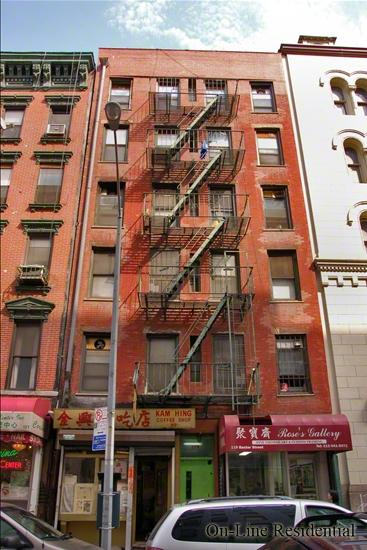 119 Baxter Street Chinatown New York NY 10013