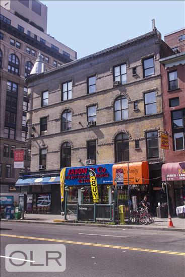 100 West 14th Street W. Greenwich Village New York NY 10011