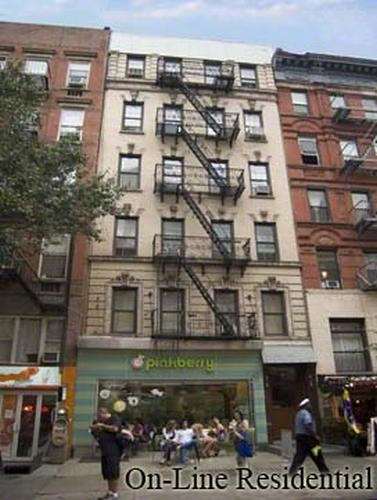 24 Saint Marks Place E. Greenwich Village New York NY 10003