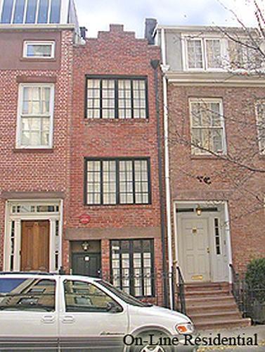 75.5 Bedford Street W. Greenwich Village New York NY 10014