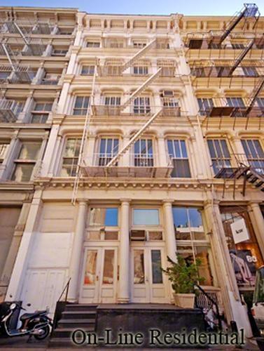 12 Greene Street Soho New York NY 10013
