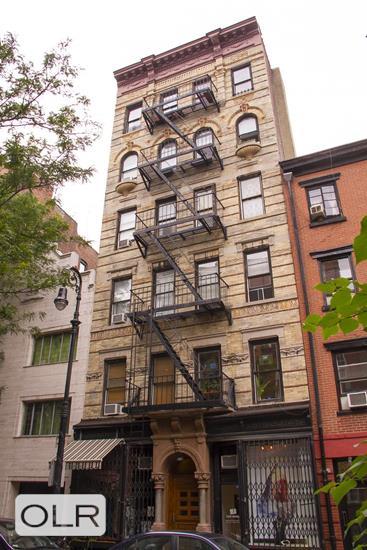 41 Perry Street W. Greenwich Village New York NY 10014