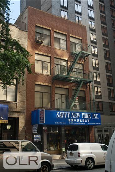 122 West 29th Street Chelsea New York NY 10001