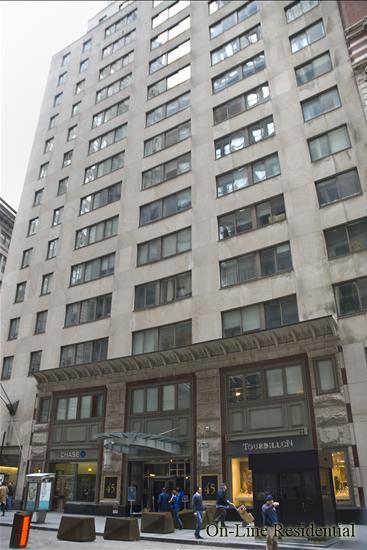 45 Wall Street Financial District New York NY 10005