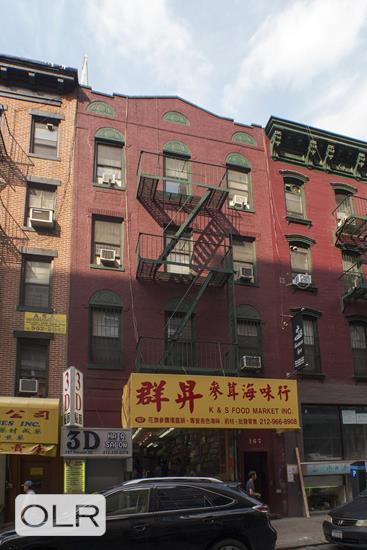 167 Hester Street Chinatown New York NY 10013