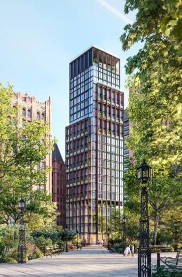 33 Park Row Seaport District New York NY 10038
