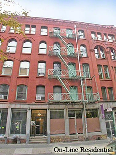 262 Mott Street Soho New York NY 10012