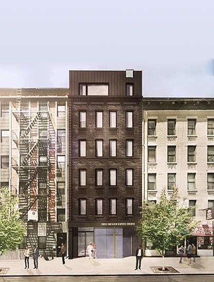 2457 Frederick Douglass Blvd. West Harlem New York NY 10027