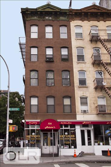 106 West Houston Street W. Greenwich Village New York NY 10012