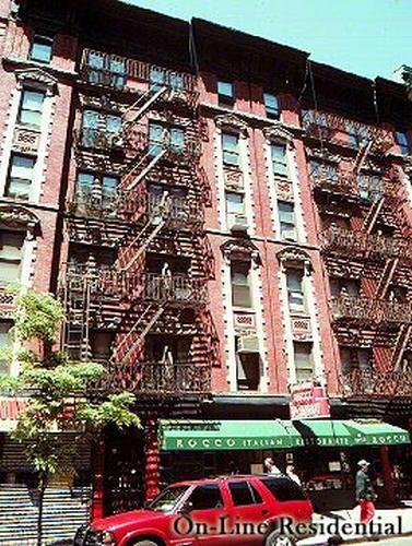 177 Thompson Street Greenwich Village New York NY 10012