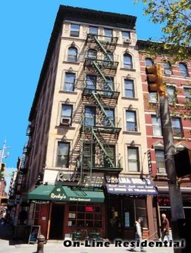214 Mulberry Street Soho New York NY 10012