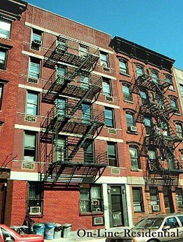 513 East 5th Street E. Greenwich Village New York NY 10009