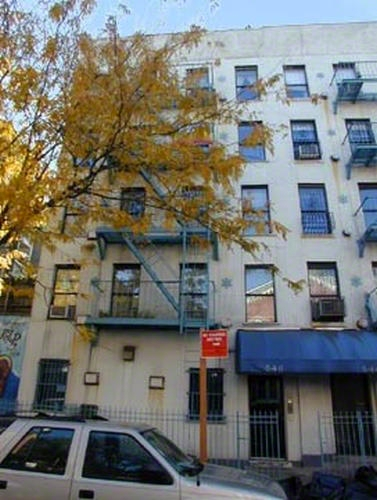 546 East 11th Street E. Greenwich Village New York NY 10009