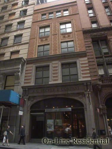 54 Pine Street Financial District New York NY 10005