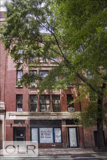 135 Christopher Street W. Greenwich Village New York NY 10014