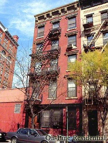 661 Washington Street W. Greenwich Village New York NY 10014