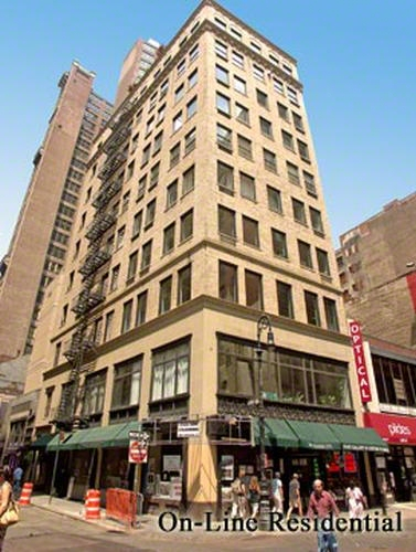 25 Ann Street Seaport District New York NY 10038