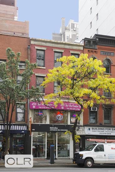 498 Sixth Avenue Greenwich Village New York NY 10011