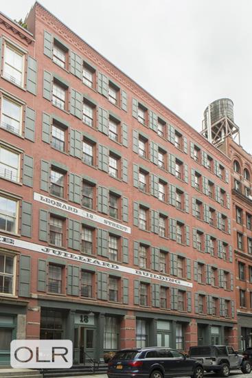 18 Leonard Street Tribeca New York NY 10013