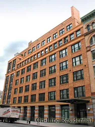 124 Hudson Street Tribeca New York NY 10013