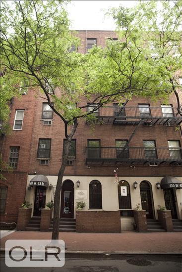 457 West 43rd Street Clinton New York NY 10036
