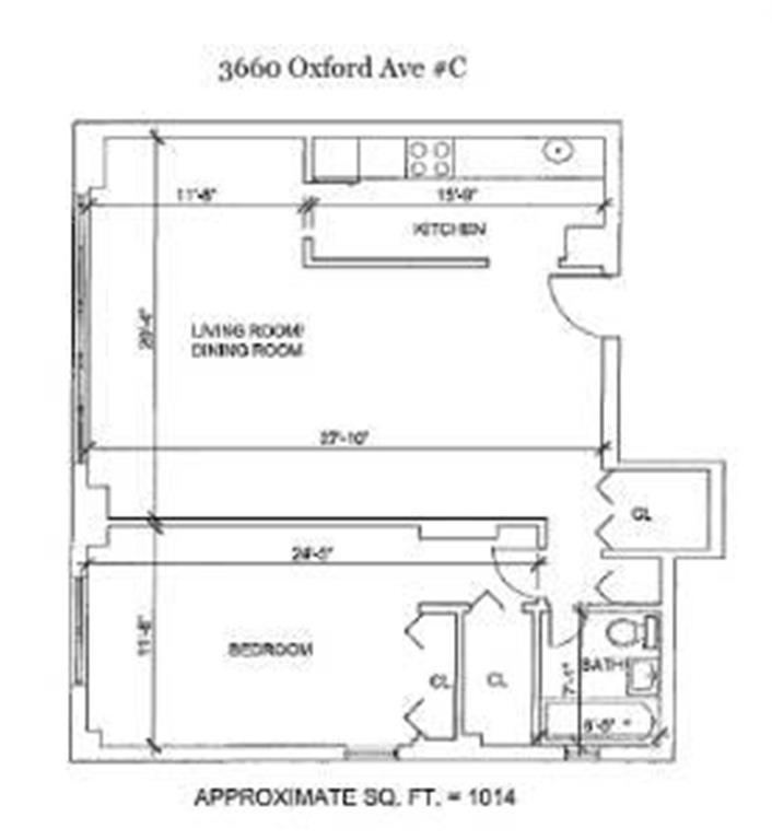 3660 Oxford Avenue Riverdale Bronx NY 10463