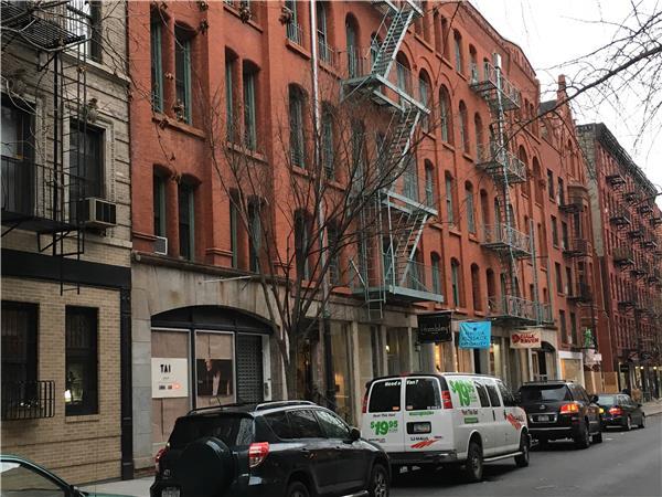 262 Mott Street Soho New York NY 10012