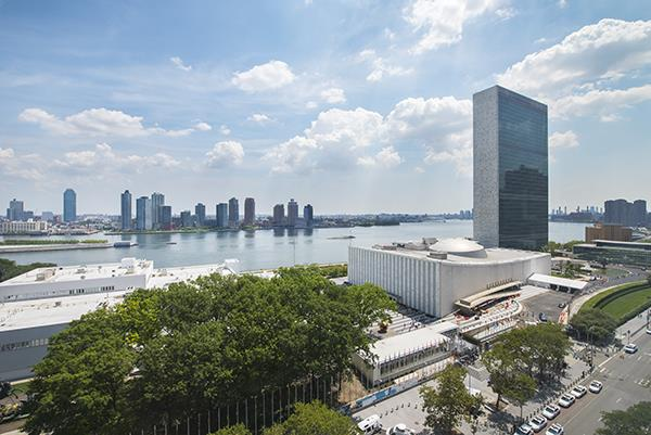 50 United Nations Plaza Turtle Bay New York NY 10017