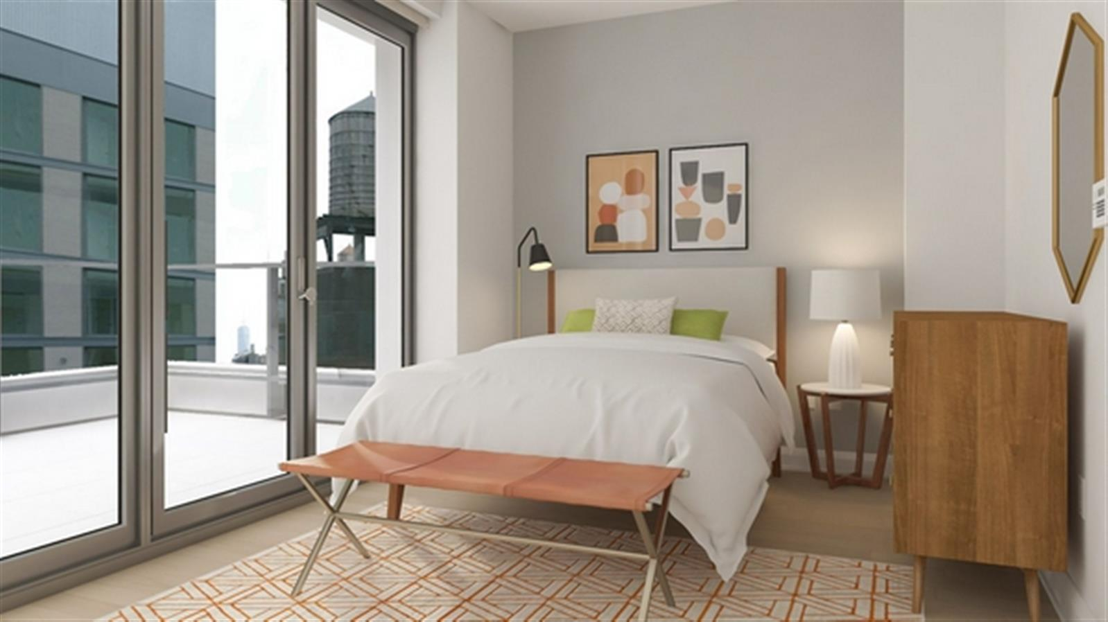 TWO BEDROOM - Flatiron District