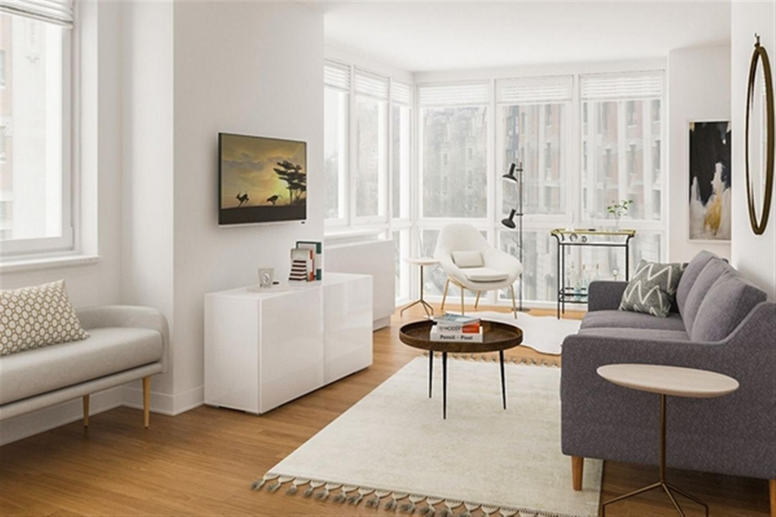 Corner 3 Bedroom with Exciting City Views