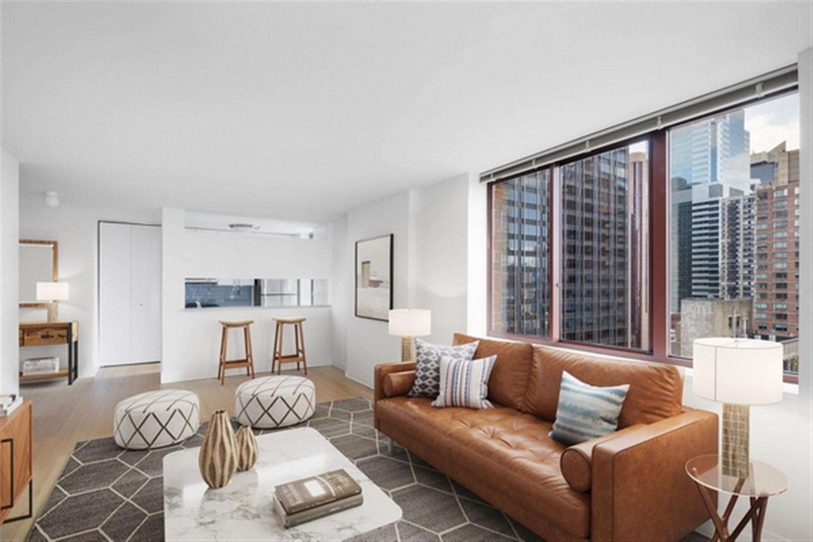 One bedroom - Midtown West