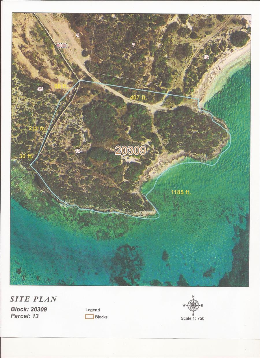 Tucker Point Out of NYC East Bay South Caicos
