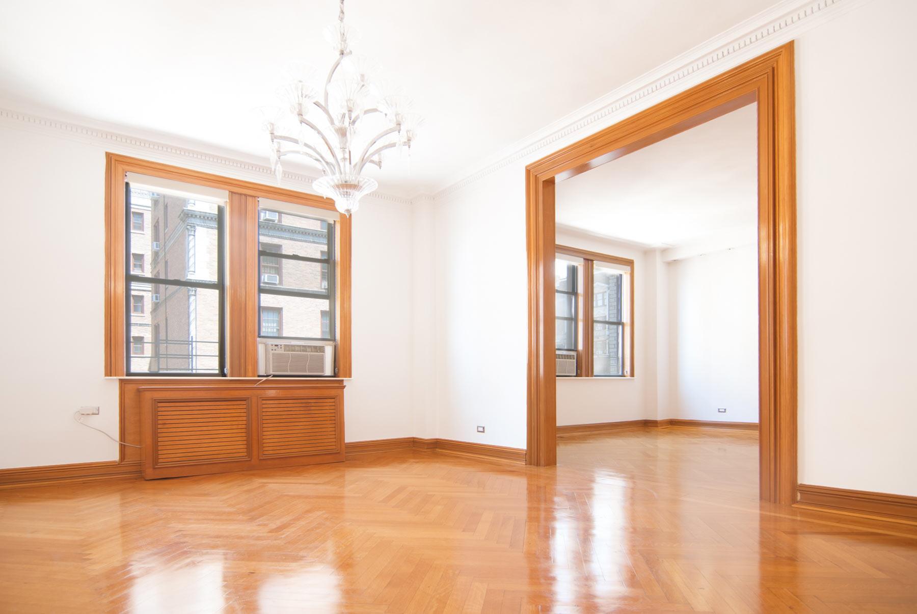 Three bedrooms - Upper West Side