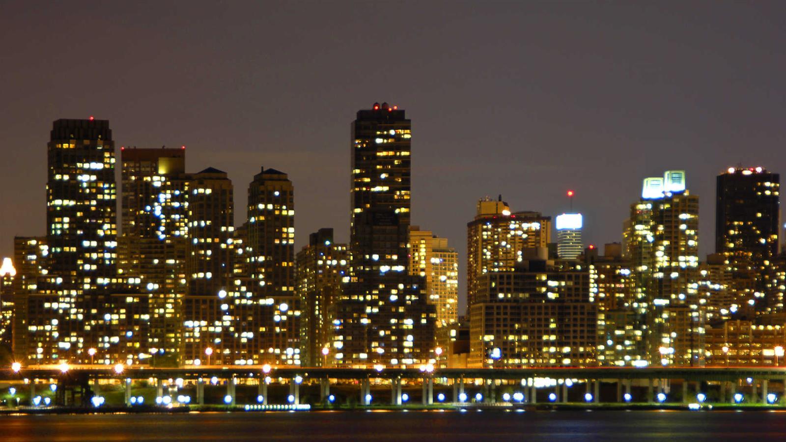 stunning views of the City & Hudson River