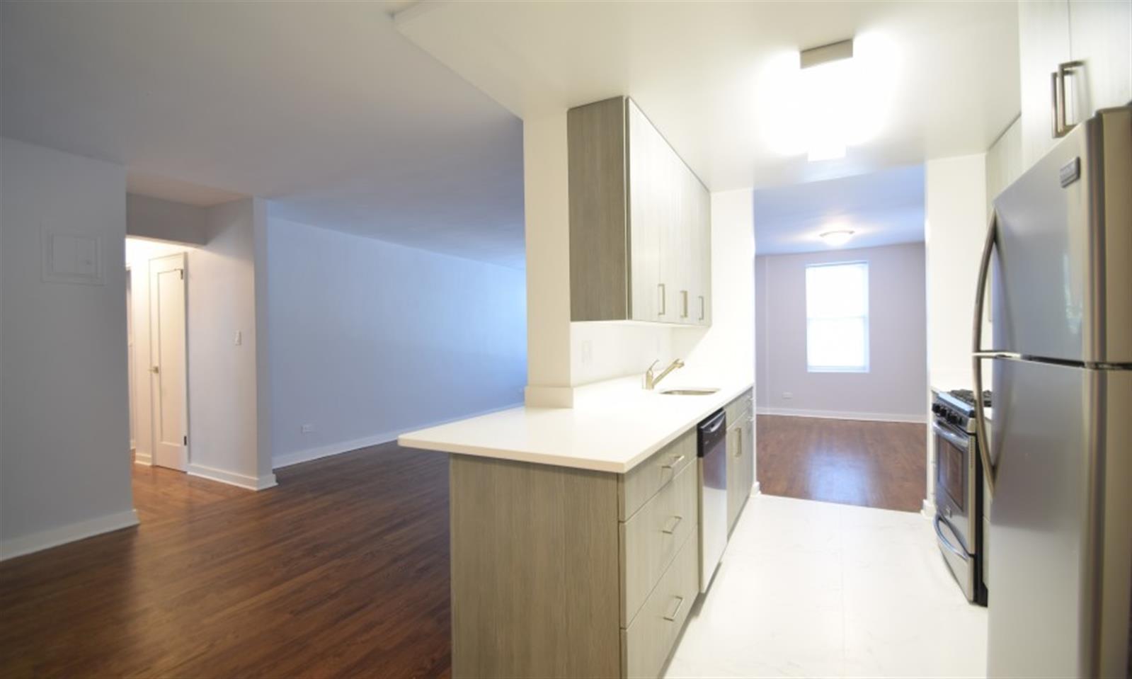 Two bedroom - Pelham Parkway