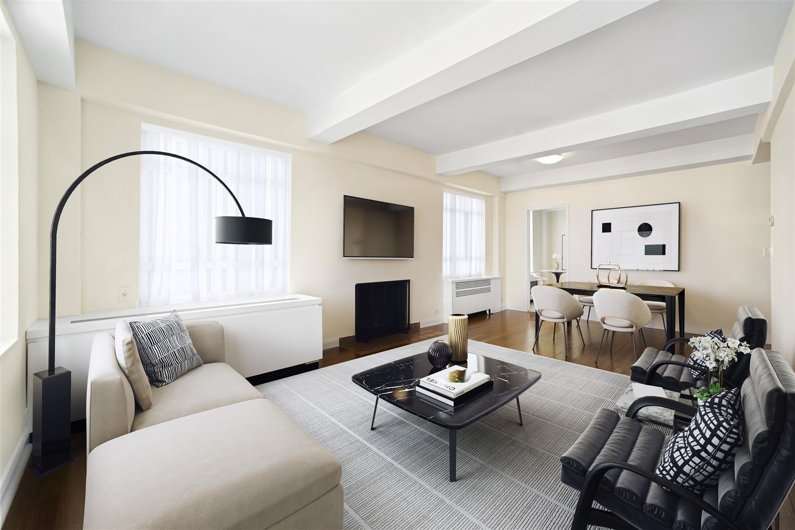 Two Bedroom - Central Park South