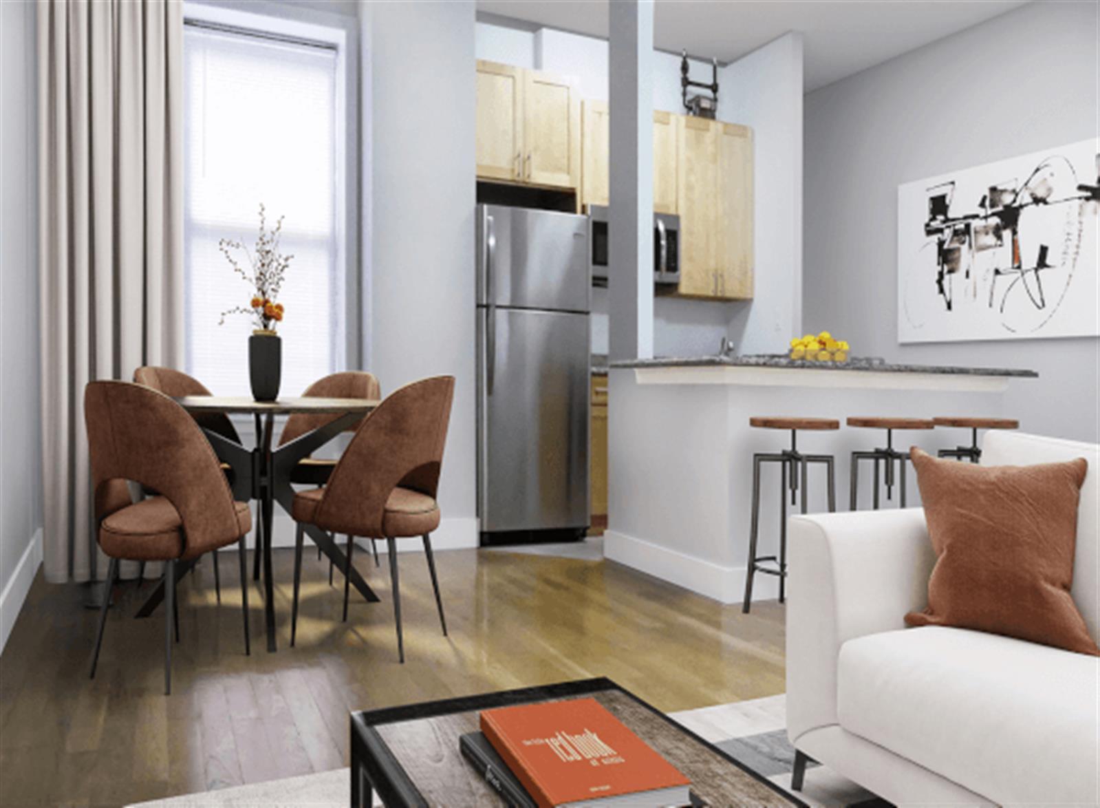 Four Bedrooms - Washington Heights