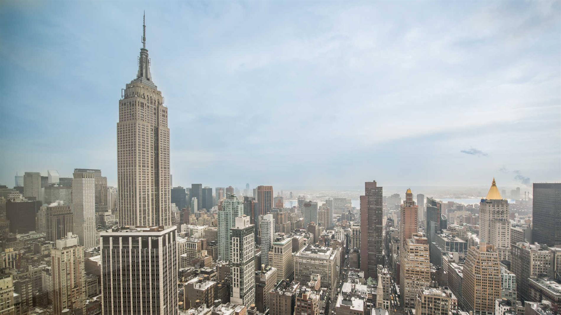 3bed/3.5bath with Empire State Bldg. Views